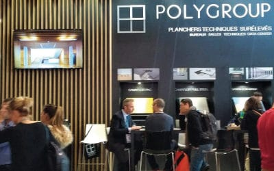 Polygroup in Batimat Paris 2019