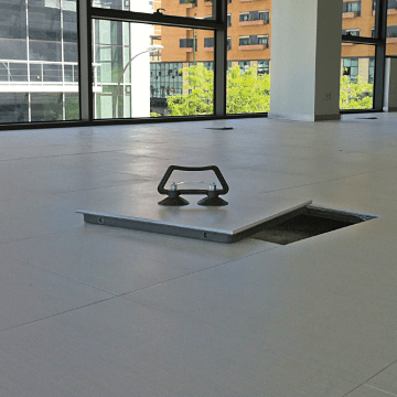 ACCESS FLOOR PORCELAIN