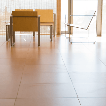 Polystratic Raised Floor