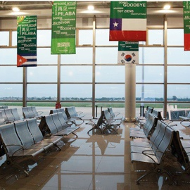 Access Floor for Airport Terminals
