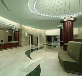 Access Floor for Hotels Areas