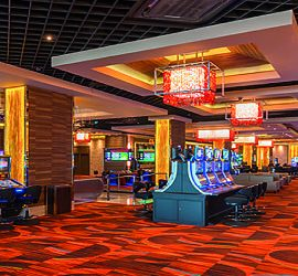 Access Floor for Casinos