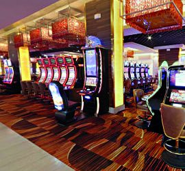 Raised Access Floor for Casinos