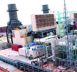 Polygroup Project Kpone Thermal Power Plant