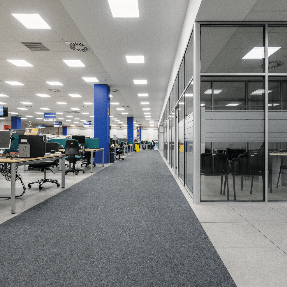 False Floor for work spaces