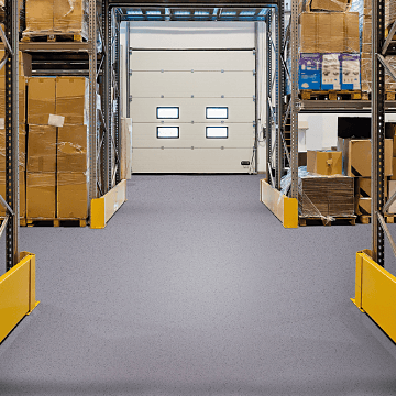 Anti-slip Vinyl Raised Floor